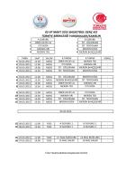 02-07 mart 2015 basketbol genç kız türkiye birinciliği yarışmaları