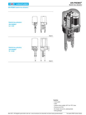 ARI-PREMIO® 12 - 15 kN