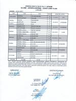 mart ayı denetim planı - Zonguldak Halk Sağlığı Müdürlüğü