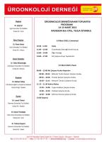 üroonkoloji derneği bahar toplantısı programı 14