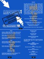 el broşürü - Makina Mühendisleri Odası