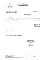 Hizmet Alım Ödeneği - Kula İlçe Milli Eğitim Müdürlüğü