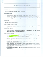 sınav uygulama duyurusu - Salihli İlçe Milli Eğitim Müdürlüğü