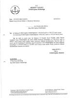 T.c. MERSİN VALİLİĞİ İı Miııi Eğitim Müdürlüğü - mersin