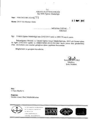 5015 Yılı Hizmet Alımı 04.03.2015 08:20 - erzurum