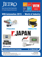 WIN Automation 2015 - World of Industry