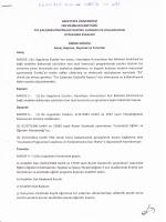 Hacettepe Üniversitesi Fen Bilimleri Enstitüsü Tez Çalışması