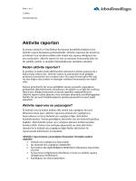 Aktivite raporları - Arbetsförmedlingen