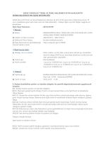 Asfalt Mıcırı,Alt Temel ve Temel Malzemesi Alınması işi alımı 4734