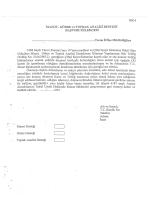 1-Mazot-Gübre ve Toprak Analizi Desteği Başvuru Dilekçesi