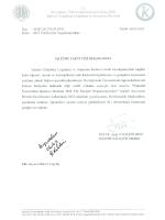 2015 Yılı Kariyer Organizasyonları Hk. - İşletme Fakültesi