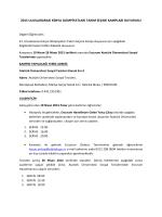 2015 uluslararası kimya olimpiyatları takım seçme kampları duyurusu