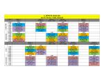 6.Dönem PFE II.Dönem Ders Programı