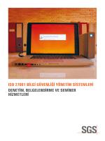 ıso 27001 bilgi güvenliği yönetim sistemleri denetim