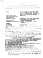 İhale Açıklama 16.03.2015