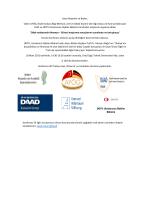 Davetiye (pdf, 185 KB) - Konrad-Adenauer