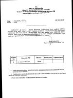 Trabzon Ili Kamu Hastaneleri Birliği Genel Sekreterliği Tutar