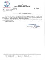 v 6 ı - İstanbul Gençlik Hizmetleri ve Spor İl Müdürlüğü