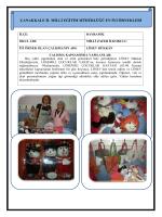 LÖSEV Dükkan Projesi - Çanakkale İl Milli Eğitim Müdürlüğü