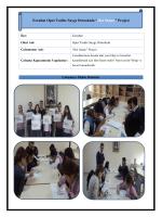 Hat Sanatı Projesi - Çanakkale İl Milli Eğitim Müdürlüğü
