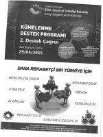 Ek: Program Afişi