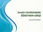 dyned courseware öğretmen girişi - Bitlis İl Milli Eğitim Müdürlüğü