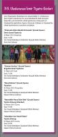 33. Uluslararası İzmir Tiyatro Günleri