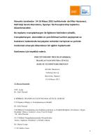 Preceptorship Program Böbrek Transplantasyonunda