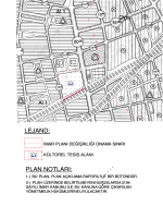 Nurdağı İlçesi, Yeni Mahalle kültürel tesis alanı nazım imar plan