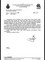 tebliğ no-132 - İstanbul Büyükşehir Belediyesi