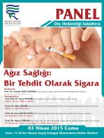 03 Nisan 2015 Cuma - Recep Tayyip Erdoğan Üniversitesi