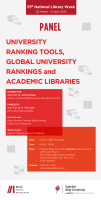 UNIVERSITY RANKING TOOLS, GLOBAL UNIVERSITY RANKINGS