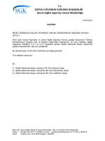 CACHEID=8376f879-fefb-41d8-b2fb-f4eef83114be;Bedeli Ödenecek İlaçlar Listesinde Yapılan Düzenlemeler Hakkında