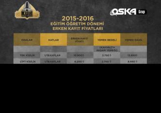 2015-2016 - Kule Rezidans