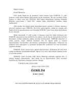Özbilim Dershanesi