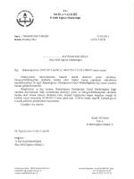 MUĞLA vALİLİĞİ - muğla il millî eğitim müdürlüğü