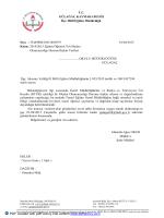 Java Printing - Gülağaç İlçe Milli Eğitim Müdürlüğü