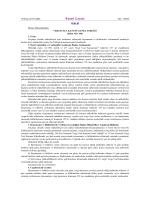 449 Sıra No.lu Vergi Usul Kanunu Genel Tebliği