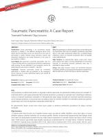 Tam Metin  - Journal of Academic Emergency Medicine Case