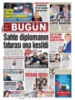 AKP`DE 5 iLDE LiSTE SANCISI