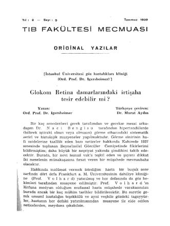 1939cilt2sayı9 - İstanbul Tıp Fakültesi