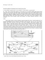 niksar-erbaa ve destek dolayının jeolojisi