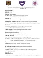 sempozyum_program - thd istanbul şubesi
