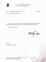 Koordinatör Görevlendirmesi - Hacettepe Üniversitesi Personel