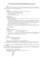 Balıkesir Kamu Hastaneler Birliği Protokolü