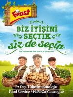 Food Service / HoReCa Catalogue Ev Dışı Tüketim Kataloğu