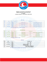 FUTBOL ERKEK 2 - Mehmet Akif Ersoy Üniversitesi