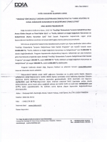 Doğu Karadeniz Kalkınma Ajansı Mali Destek Programları İlan Metni