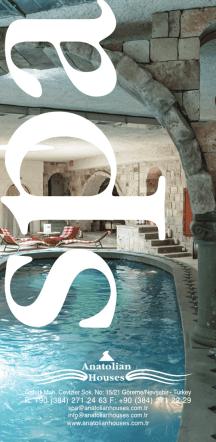 00 Flyer 2015 - Anatolian Houses
