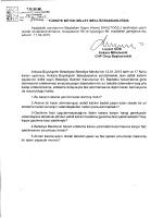 ankara mv. grup başkanvekili levent gök`ün başbakan`a yazılı sorusu